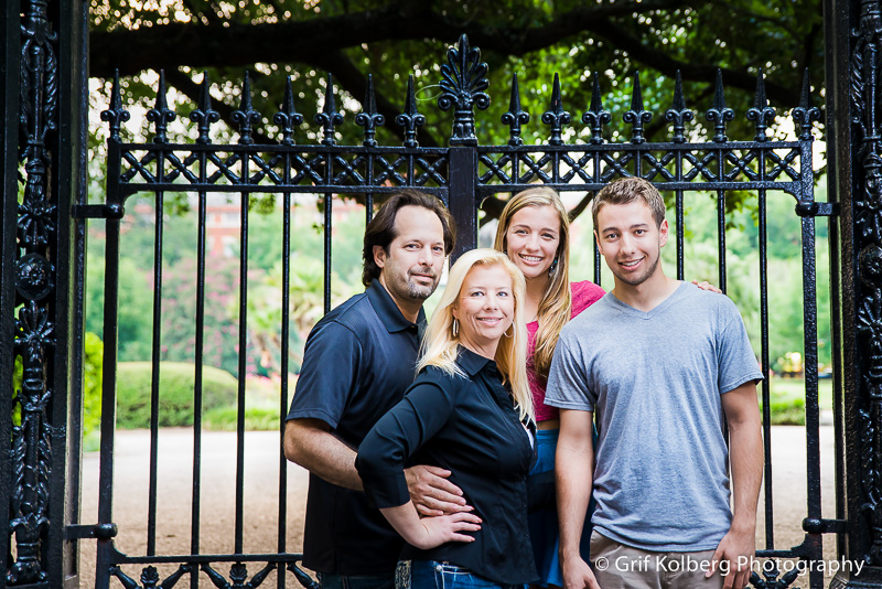 Family Photo Session - Houston Destination Photographer