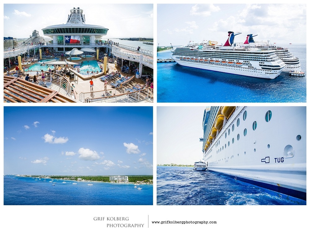 Navigator by the Sea - Royal Caribbean Cruise - Travel Photographer