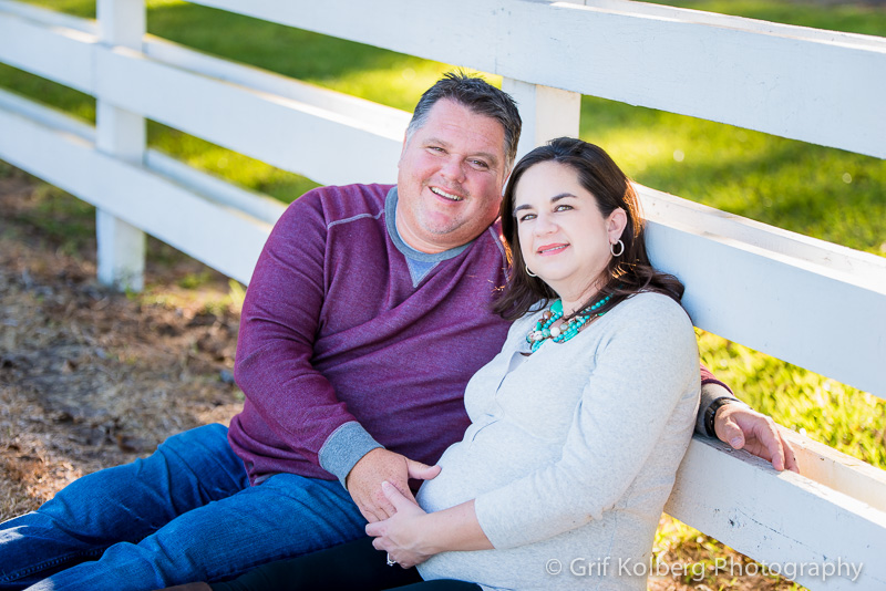 Sugar Land Maternity Photographer - Steve & Leslie's Maternity Photo Session