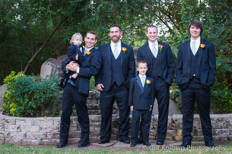 Tomball, TX Wedding at Ella's Garden, Tomball Wedding Photographer