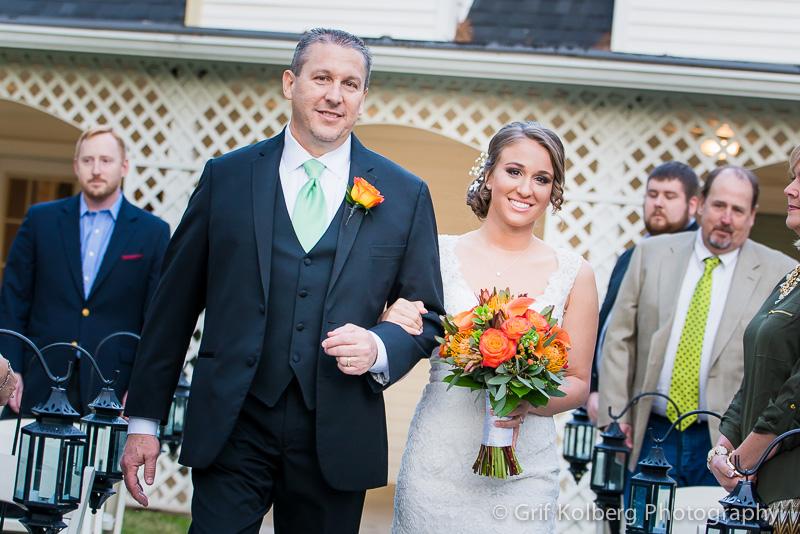 Wedding at Ella's Garden in Tomball, TX, Sugar Land Wedding Photographer