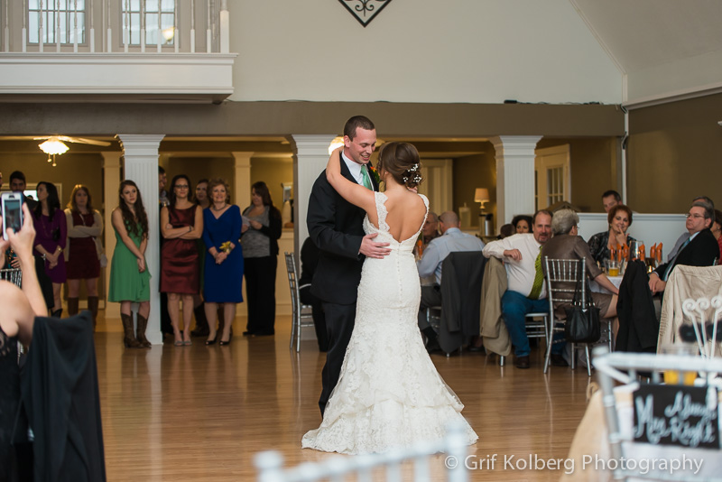 First dance at Ella's Garden, Ella's Garden Wedding,  Tomball, TX