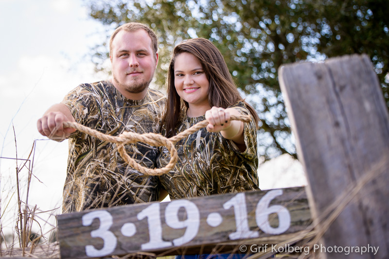 tie a knot Engagement, George Ranch Historical Park Engagement, Houston Wedding Photographer