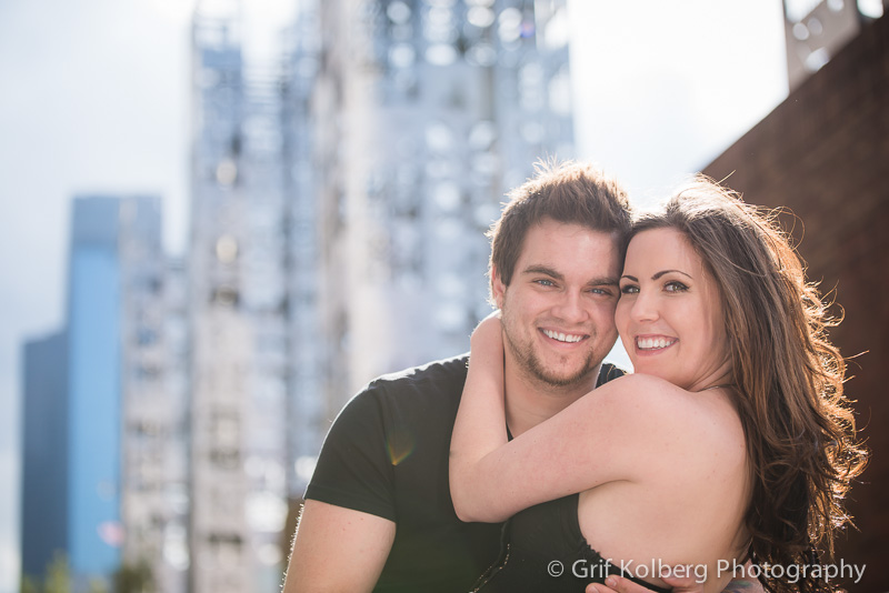 Houston Engagement Photographer - Buffalo Bayou Engagement Session