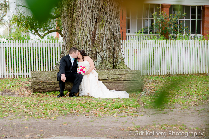 Wedding Picture at George Ranch Historical Park, Houston Wedding,  Sugar Land, TX