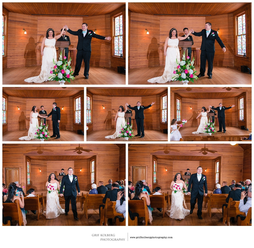 Sugar Land Wedding Photographer - George Ranch Historical Park Wedding