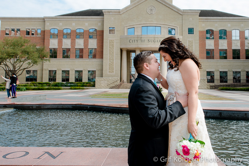 City hall Wedding, Sugar Land Marriott Town Square Wedding, Sugar Land Wedding Photographer