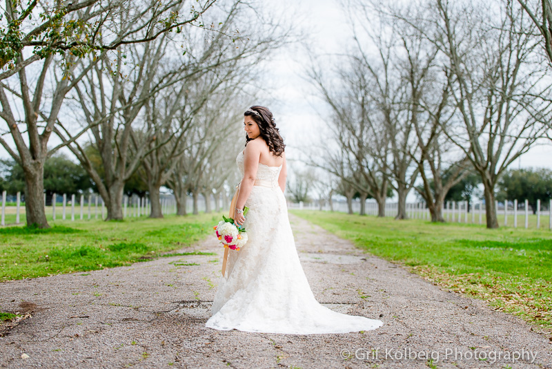 Sugar Land Wedding, George Ranch Historical Park, Bridal Portrait Session