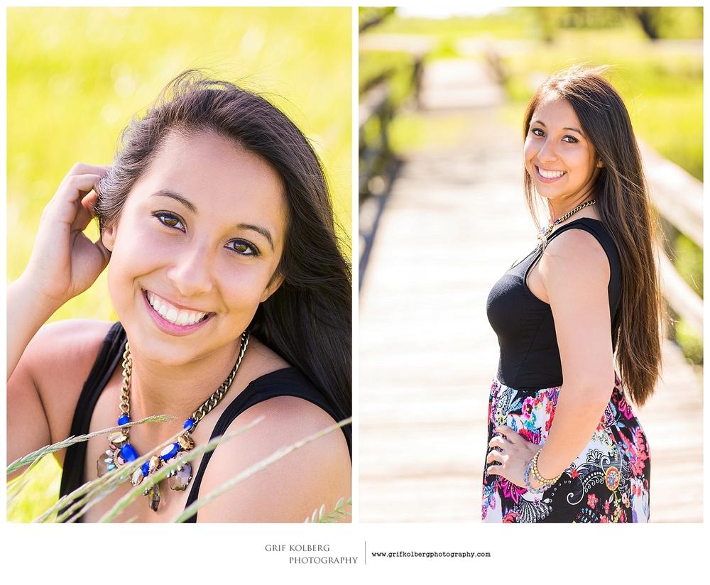Senior Photo, Graduation Picture, Sugar Land Senior Portrait Photographer - George Ranch High School Senior Portrait Session