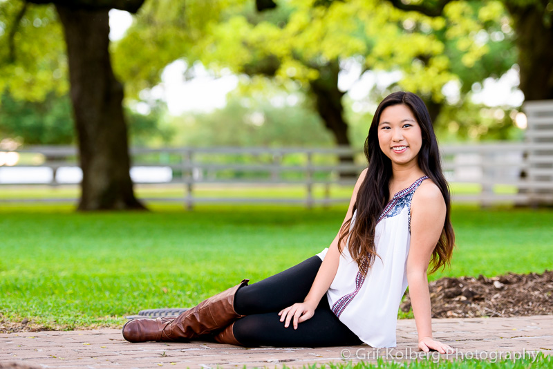 Clements High School Senior, Graduation Photo, Senior Photo, Sugar Land, TX Portrait Photo
