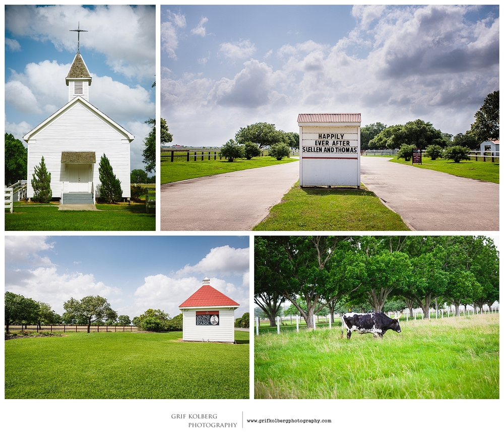 George Ranch Historical Park Wedding - Sugar Land Wedding Photographer