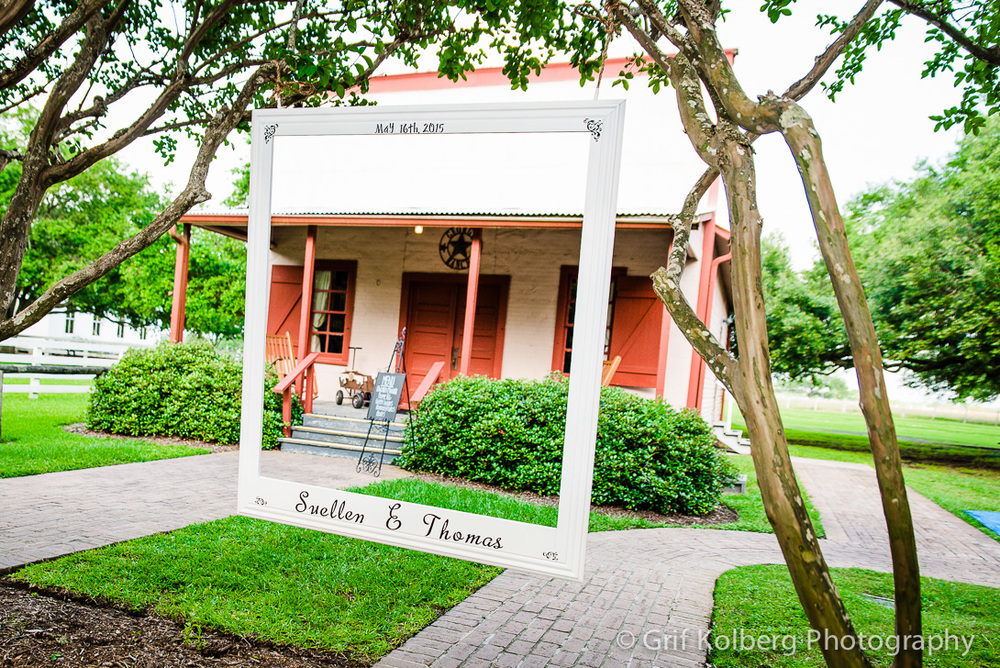 George Ranch Historical Park Wedding by Grif Kolberg Photography