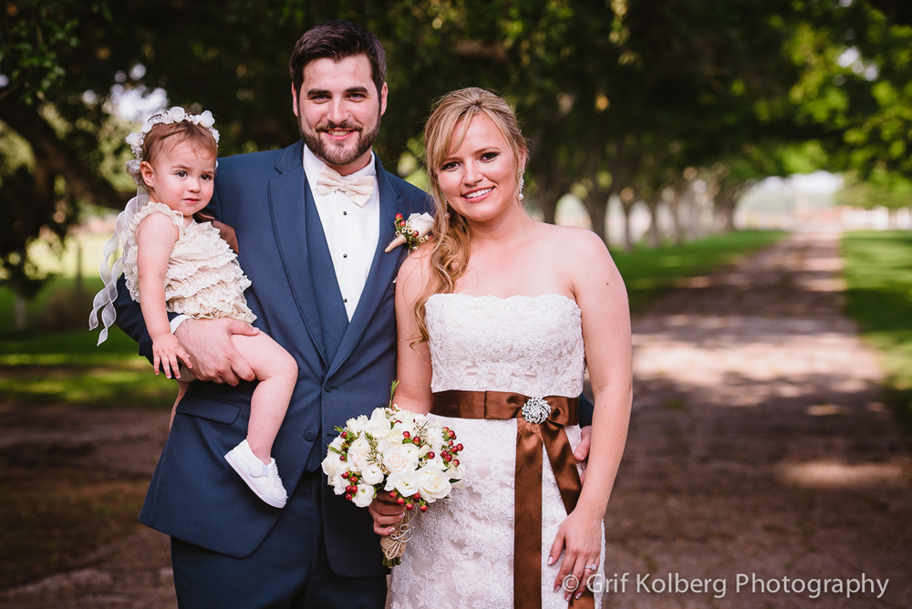 Wedding Portrait at George Ranch Historical Park, Sugar Land Wedding Photographer
