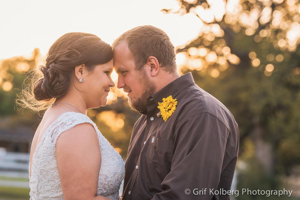 Beautiful-sunset-george-ranch-wedding