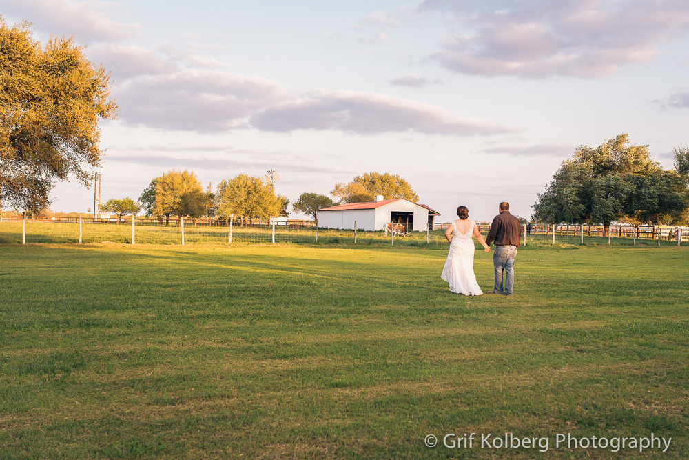 Getting-married-at-george-ranch