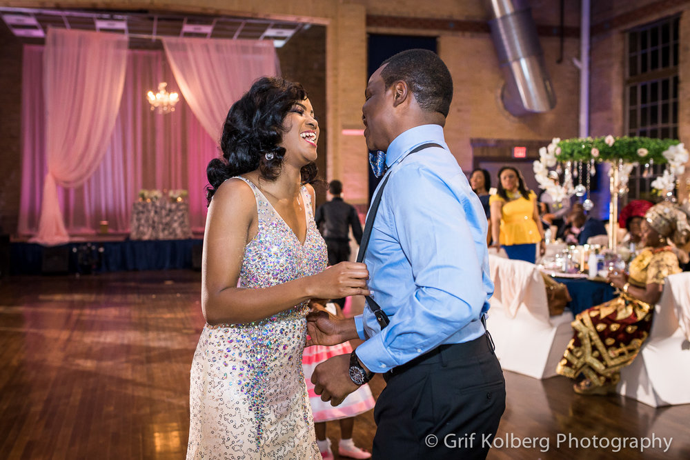 Ogonna + Chiedu | Buffalo Soldier Museum | Houston Wedding Photographer
