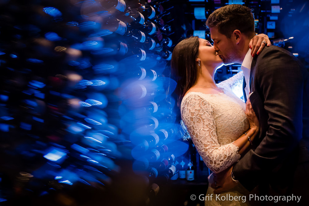 Cassie + Ryan | Houston Downtown Wedding | B&B Butchers & Restaurant
