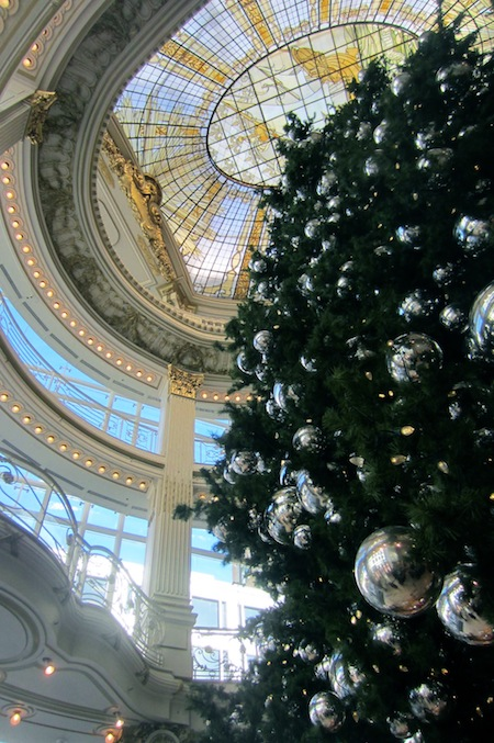 The Tree in the Rotunda, Neiman Marcus