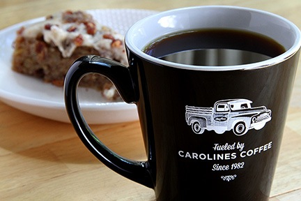 HomeschoolingIRL is sponsored by caroline's coffee