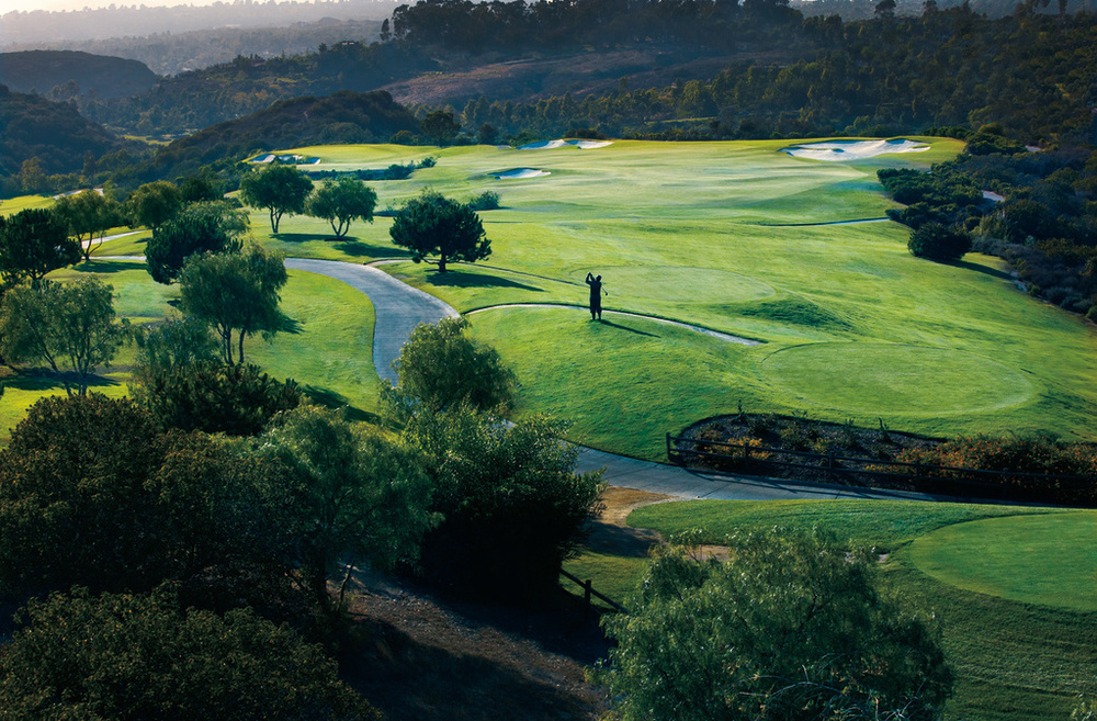 9th Hole at The Grand Del Mar. Photo by The Grand Del Mar.