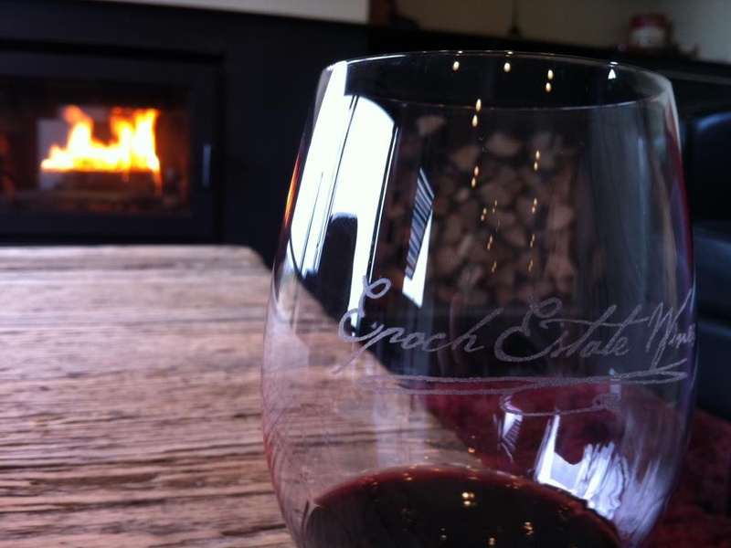Sip on wine at the premier Epoch Estate Wines tasting room. Photo Credit to Culture Map Dallas.