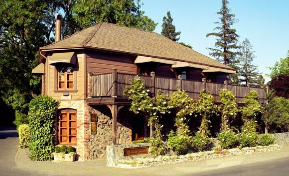 Dine at the 5 star French Laundry.