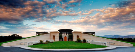 Sip on some wine at the famous Opus One Winery. Photo Credit to Opus One Winery