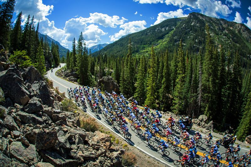 Pro Challenge Race Photo by Photosport International