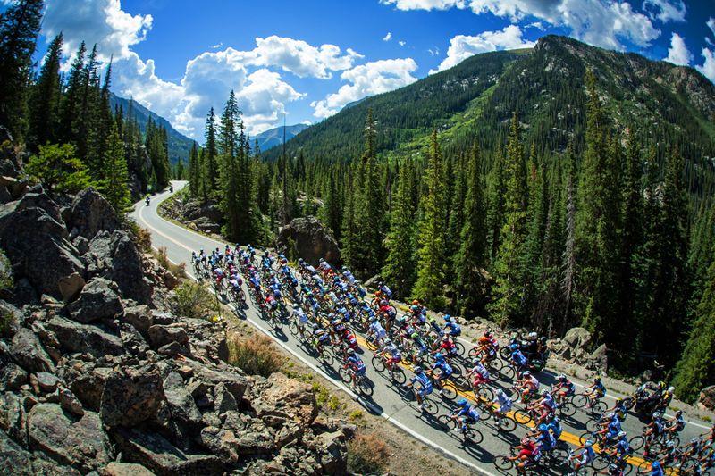 Pro Challenge Race Photo by Photosport International