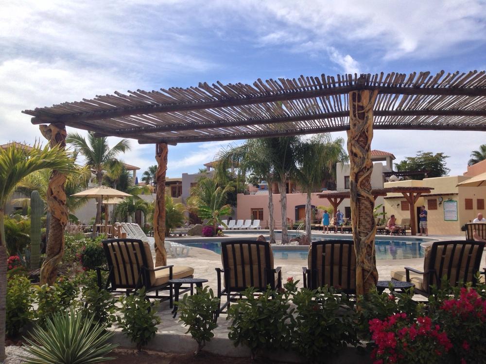 "The Kid's Pool at Loreto aka the ""Community Pool"""