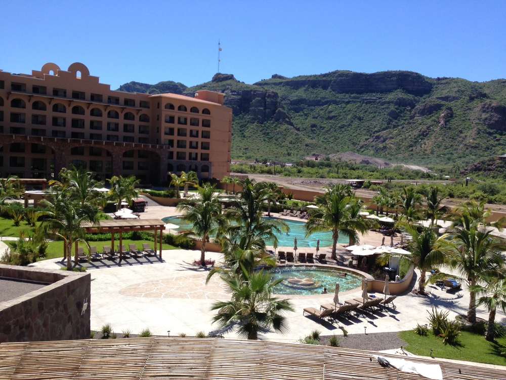 Villas del Palmar. You should spend at least one day here. Good food, nice pools, lovely spa, and beautiful beach