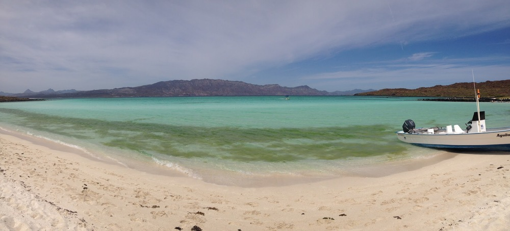 Loreto, Coronado Island & the Sea of Cortez - a perfect setting for a week of fun in the sun