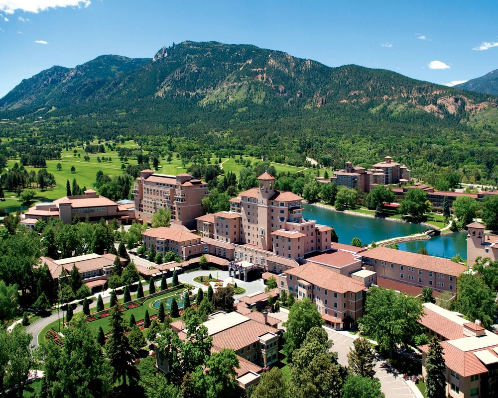 The Broadmoor Colorado Springs