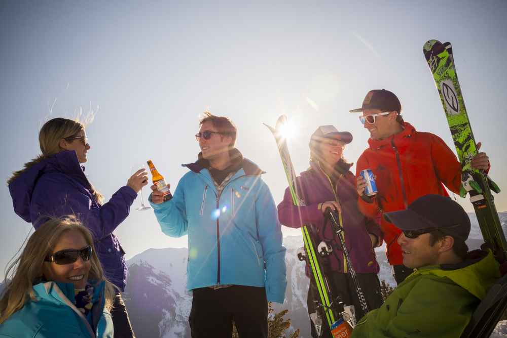 Chase the best powder with your Mountain Collective pass