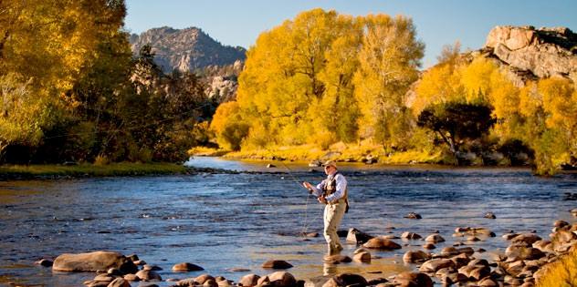 Photo Credit to The Lodge and Spa at Brush Creek Ranch