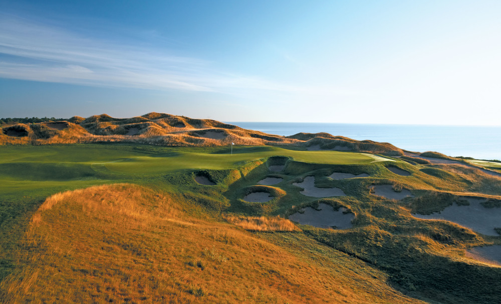 Whistling Straits - The American Club