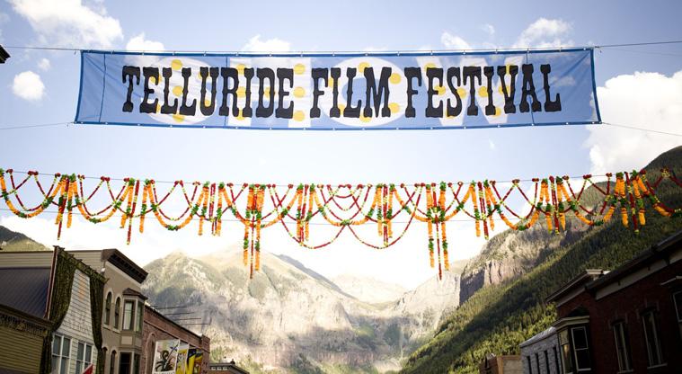 Telluride Film Festival - Charter Flights