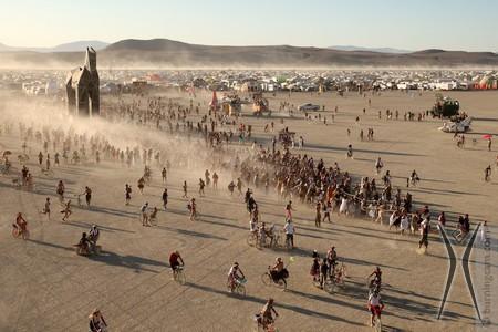 Burning Man - NK Guy