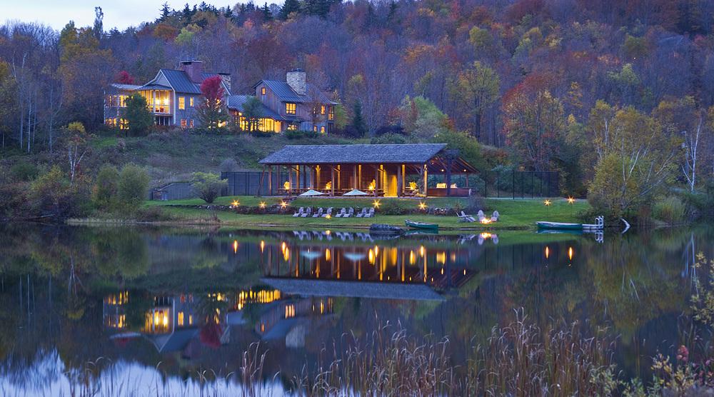 Twin Farms Resort & Spa