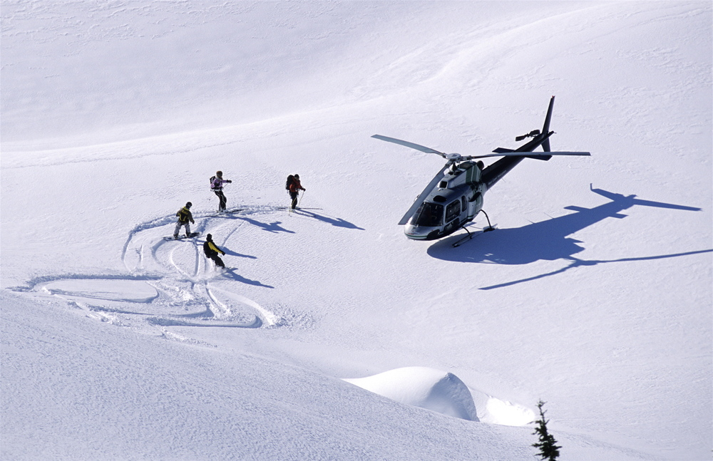 Bella Cool Heli Ski