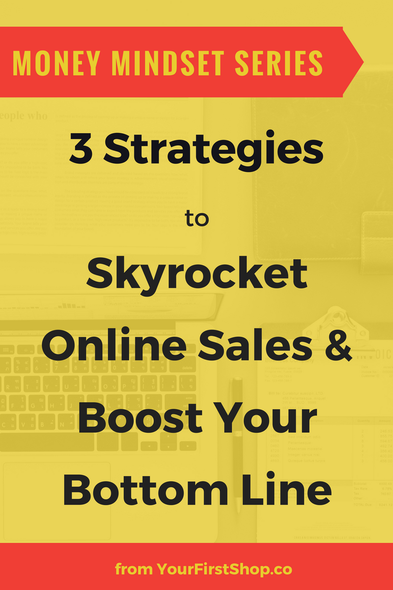 Money Mindset Series: 3 Bottom-Line Boosting Strategies to Skyrocket Online Sales #digitalmarketing #smallbusiness #smallbusinessmarketing #profitfirst #onlinesales #onlinebusiness #beingboss #beboss #moneymindset #samcart #entrepreneur #smallbiz #techtutorial