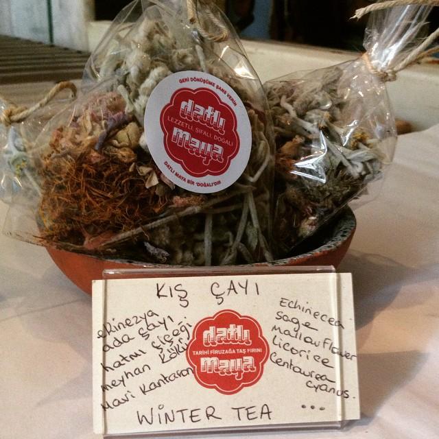 #bitki #kazdağları #çay #kış #tea #mix #idamountains #datlimaya