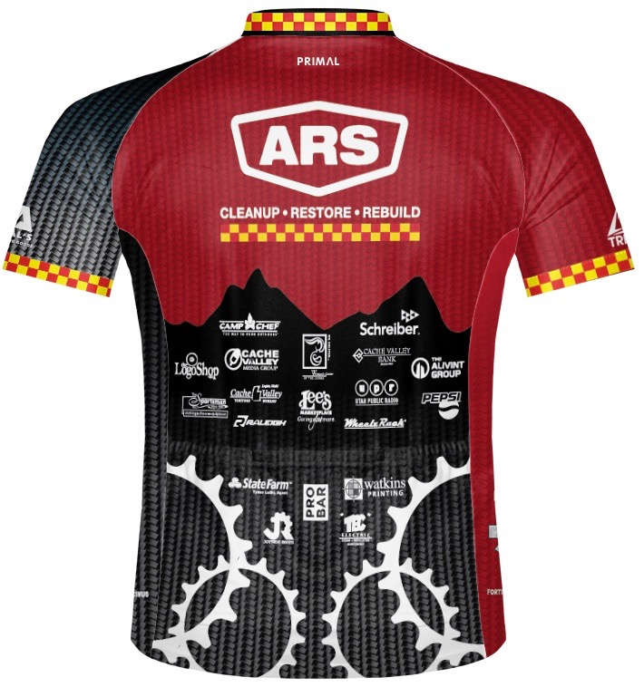 2016 Jersey (Back panel - 3-pocket)
