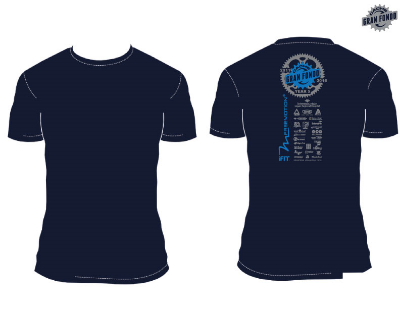 ALL RIDERS RECEIVE A FREE T-SHIRT - SPONSORED BY FREEMOTION AND IFIT