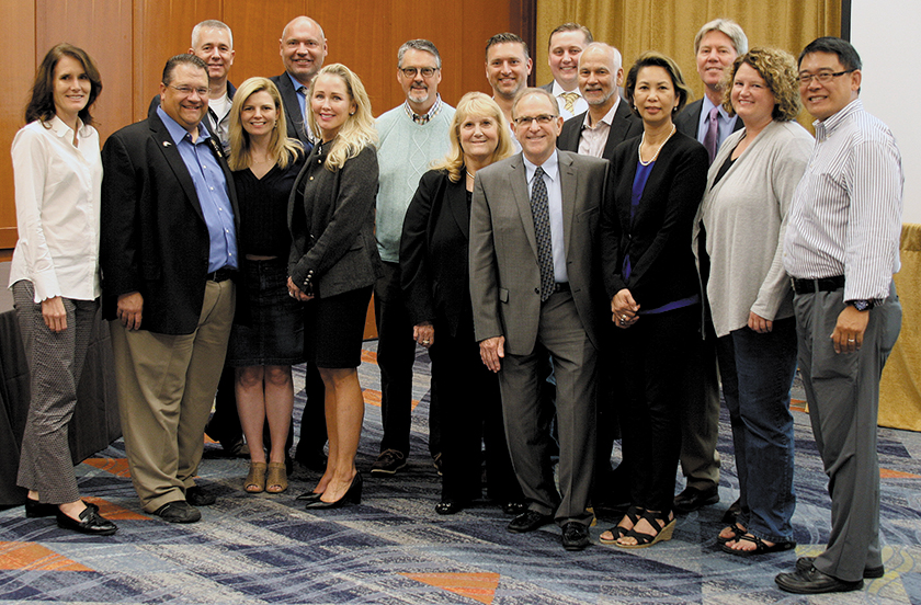 2018 WSDA Board of Directors (Not Pictured: Dr. Blake McKinley)