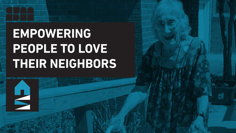 Neighbors like Virginia need our help. Make your donation TWICE as powerful on Tuesday!