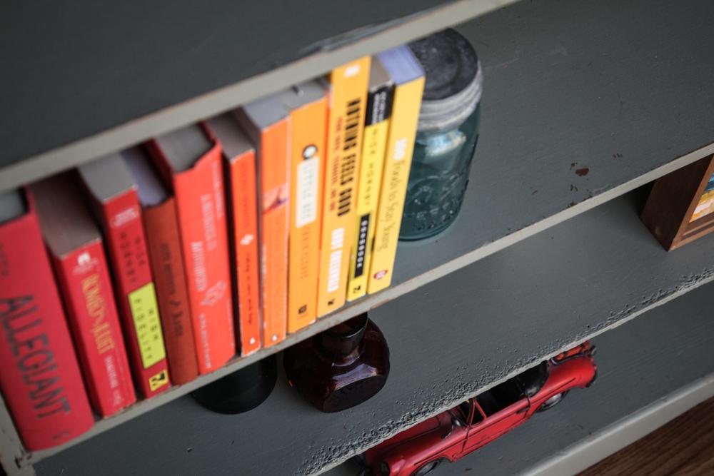 green-bookcase-closeup