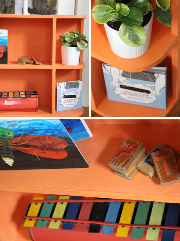 orange-bookcase-details-jo torrijos