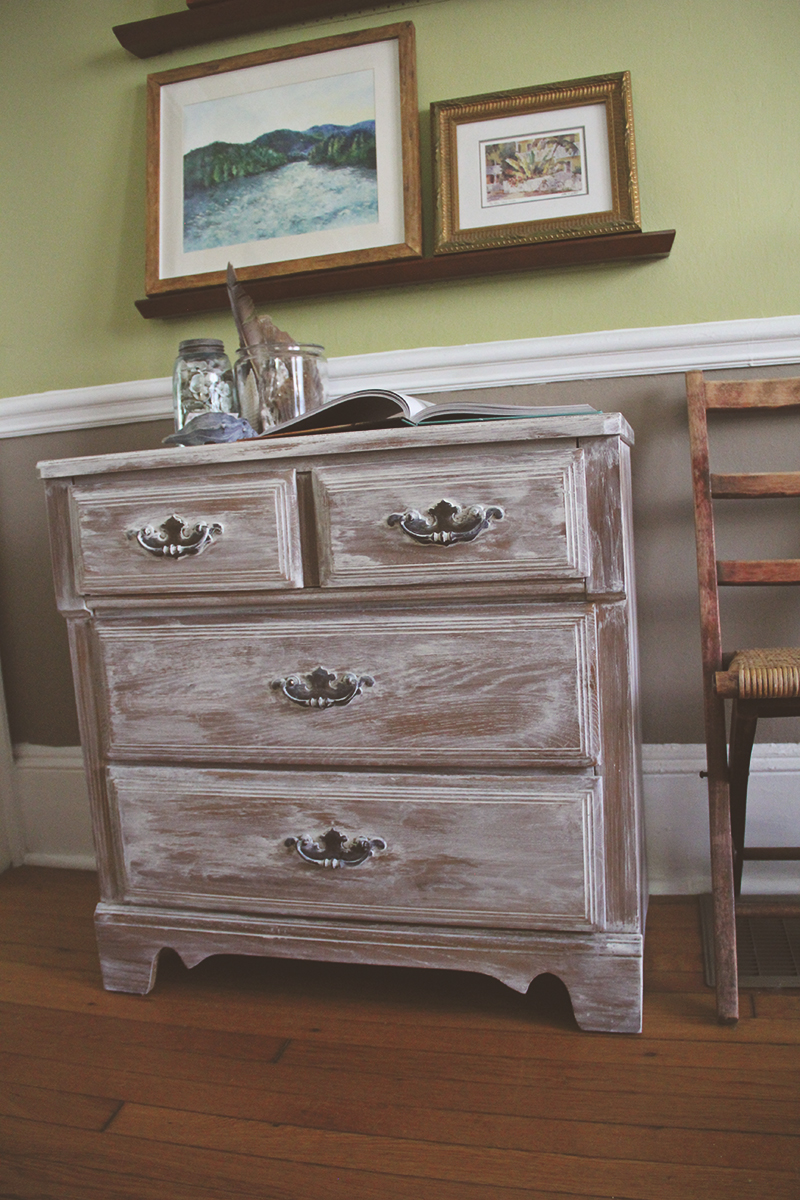 Paint Techniques Limed Oak Dresser A Simpler Design A