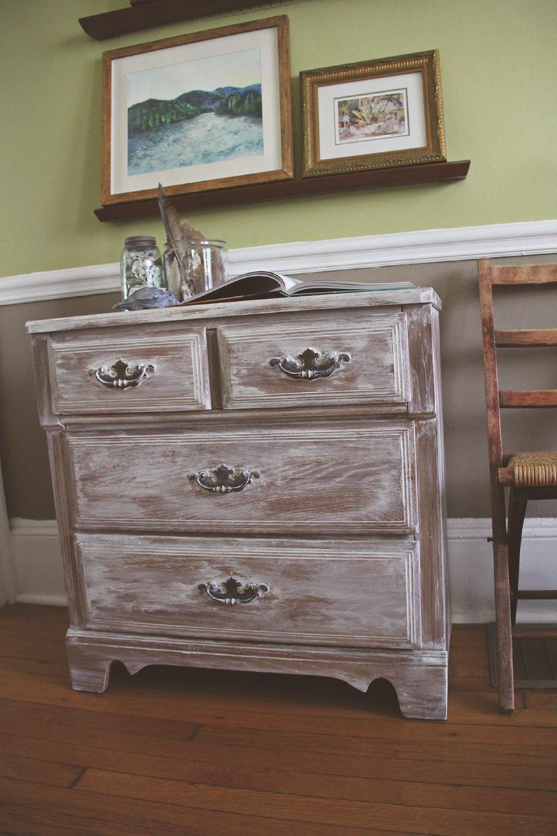 Paint Techniques Limed Oak Dresser A Simpler Design A